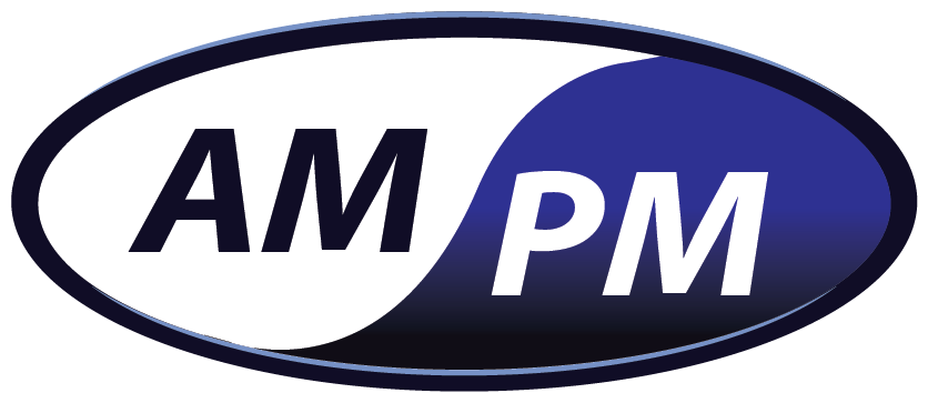 AM/PM Logo
