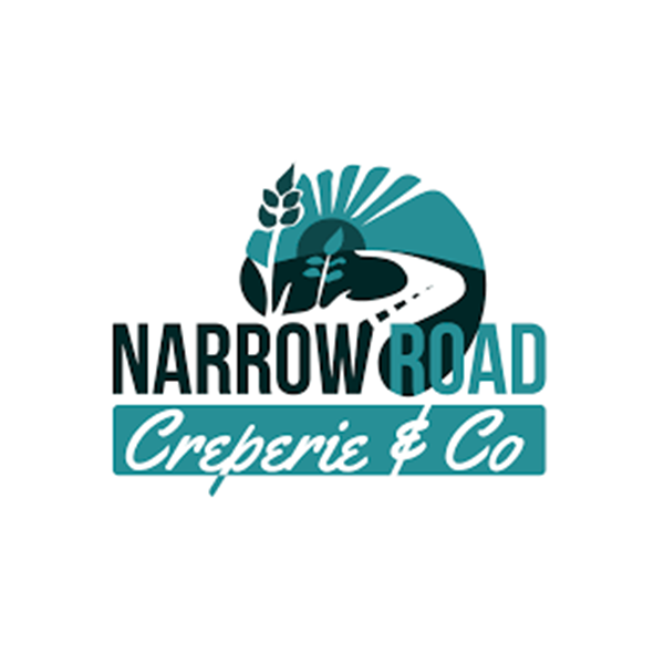 Narrow Road Creperie & Co Logo